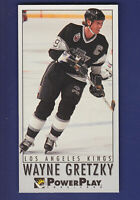 Wayne Gretzky HOF 1993-94 Fleer Power Play Hockey #116 Los Angeles Kings