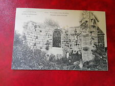 Magnifique CPA - Veules Les Roses - Ruines Saint Nicolas - 76