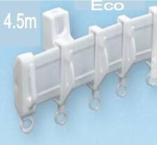 4.5 Eco Rideau Jet Track déformable Straight & Baie Rideau de Fenêtre Track Rail