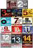 James Patterson 14 Books Set Womens Murder Club Collection 7th Heaven,11th Hour