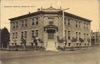 Rawlins, WYOMING - Masonic Temple - ARCHITECTURE - 1917