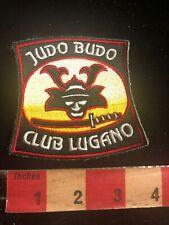 Judo Budo Club Lugano Martial Arts Patch 01Rn