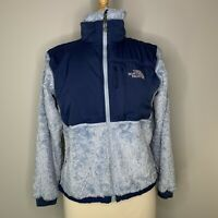 The North Face Summit Series Fleece Jacket Womens Size Small Blue