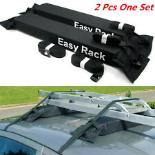 Universal Auto Soft Car Roof Rack Rooftop Luggage Carrier Load 60kg Baggage Rack