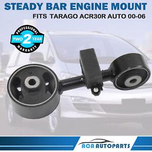 RH Steady Bar Engine Mount For Toyota Tarago ACR30 2AZFE 2.4L 6/00-2/06 Auto