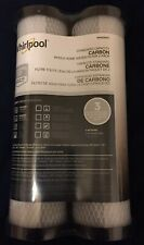 Whirlpool Standard Capacity Carbon Whole Home Water Filter - 2 Pack - WHA2BF5
