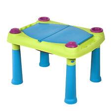 Table d'enfant Keter Creative Fun vert-violet super amusement des enfants
