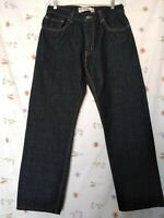 Levi's 559 Men's Denim Jeans Relaxed Straight Washed Blue 33.32~ EUC