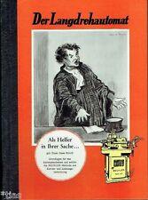 Maschinenfabrik André Bechler AG Moutier Der Langdrehautomat 1956 Drehen Dreher
