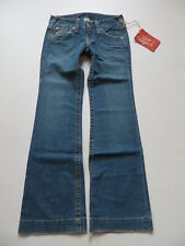 True Religion CANDICE Schlag Jeans Hose W 28 /L 34 NEU ! Schlaghose Made in USA!