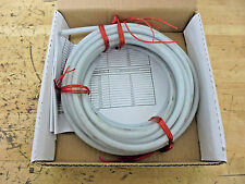 """Nylon Coated Galvanized Steel Cable For Winch, 3/16"""" Cable x 25 Ft, WLL 840 LB"""