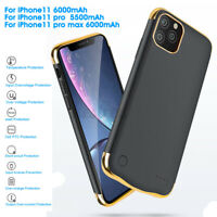Battery Case Cover Charging Power Bank Charger For iPhone 11 /11pro /11pro  τ ρ