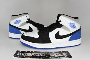 Nike Air Jordan 1 Mid SE Union Royal Style # 852542-102 Size 10