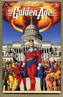 GN/TPB Golden Age collected edition /James Robinson 1995 edition Justice Society