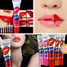6 Colors Long lasting Tattoo Lip Gloss Magic Peel Off Mask Waterproof Lipstick