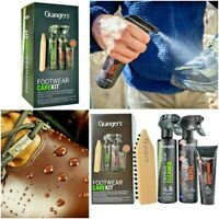 Grangers Shoe Cleaning & Protector kit Clean Protect Trainers Shoes Camping Mud