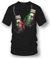 Mexico Boxing Shirt, Mexican Pride - Wicked Metal