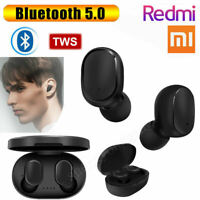 Xiaomi Redmi Airdots TWS Bluetooth Earphone Stereo BT 5.0 Eeadphone Earbuds