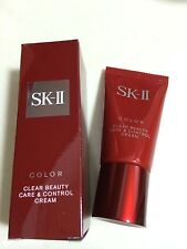 SK2 SK II SK-II  COLOR Clear beauty Care & Control CC cream BNIB SPF25