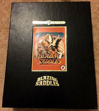 BLAZING SADDLES (Mel Brookes & Gene Wilder) Special Edition Deluxe Box set - NEW