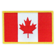 PinMart's Embroidered Country Flag Patch- Canada Flag