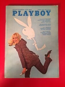 PLAYBOY MAGAZINE - MARCH 1969