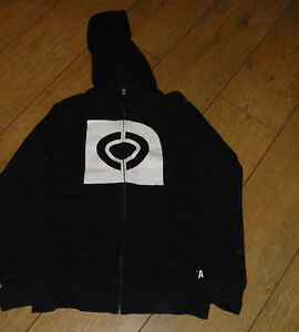 *MUST SEE* BOYS HOODED JACKET CIRCA SIZE SMALL APPROX 13 - 14 YEARS
