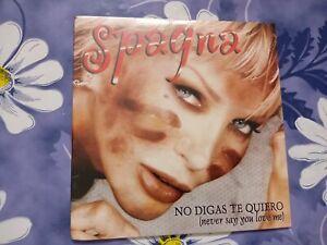 cd singolo Ivana Spagna No Digas Te Quiero.sigillato.