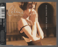 Celine Dion Falling Into You Cd Maxi