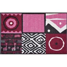 Waschbare Fussmatte Afrikana Pink ca 50x75cm wash+dry Fußabstreifer Animal Print
