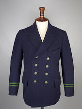 Nigel Cabourn LTD Edition Captain Scott Pea Coat Jacket, Size 3, New With Tags