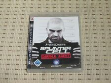 Splinter Cell Double Agent für Playstation 3 PS3 PS 3 *OVP*