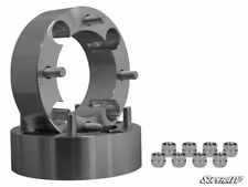 """SuperATV 2"""" Wheel Spacers for Can-Am Maverick X3 / Turbo (2017+) - 1 Pair"""