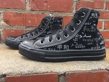 Rare Converse Chuck Taylor Special Ed. John Lennon Sneaker 1Q088 Men 3.5 Wom 5.5
