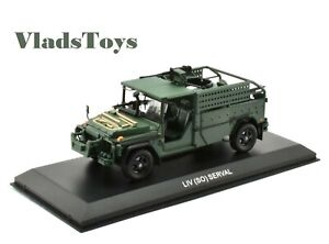 Atlas 1:43  German Infantry Vehicle Special Operations LIV (SO) Serval 7121-001