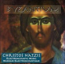 Dann;  Polatos;  Exultate C...-Byzantium CD NEW