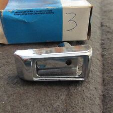 NOS 1978 1979 LINCOLN MARK V SEAT ROBE END ANCHOR PLATE ASBY D8LY-6562740-A