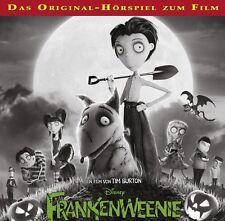 Frankenweenie-WALT DISNEY ORIGINALE Hörspiel