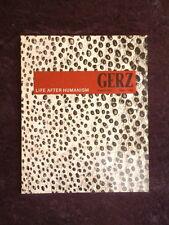 Gerz Photo/Text 1988-1992 Life after Humanism jochen german conceptual artist