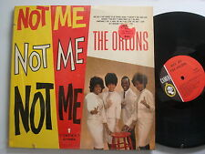 THE ORLONS Not Me ORG '63 R&B CAMEO RARE MONO SHRINK UNPLAYED MINT THICK VINYL