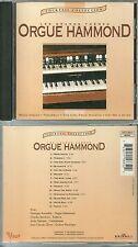 RARE / CD - ORGUE HAMMOND : LES GRANDS THEMES / 14 TITRES / VOGUE / COMME NEUF