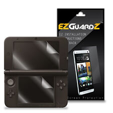 2X EZguardz LCD Screen Protector Cover HD 2X For Nintendo 3DS XL (Ultra Clear)