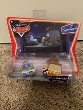 Movie Moments TOY STORY BUZZ & WOODY Pixar Cars DISNEY Supercharged NEW