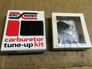 New Borg Warner Carburetor Tune Up Kit 10647