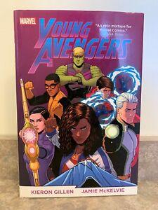 Young Avengers Omnibus Marvel 2014 hardcover OOP VERY FINE