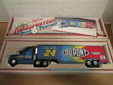 1993 Ertl Racing Transporter_#24 Jeff Gordon