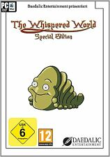 The Whispered World - Special Editon- PC + MAC - Neu Ovp