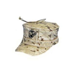 U.S.M.C. Marine Corps Cap Military Ornament