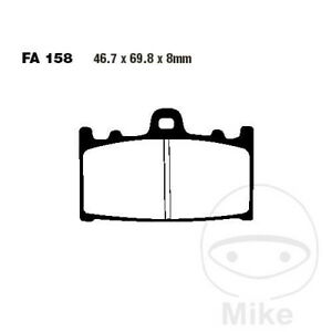 EBC HH Sintered Front Brake Pads FA158HH Husaberg FE 600 E Supermoto 2000