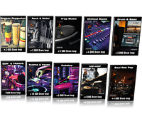 +60000 Drum Loops Mega Pack  WAV Samples  Cubase Logic FLStudio Pro Tools §01§